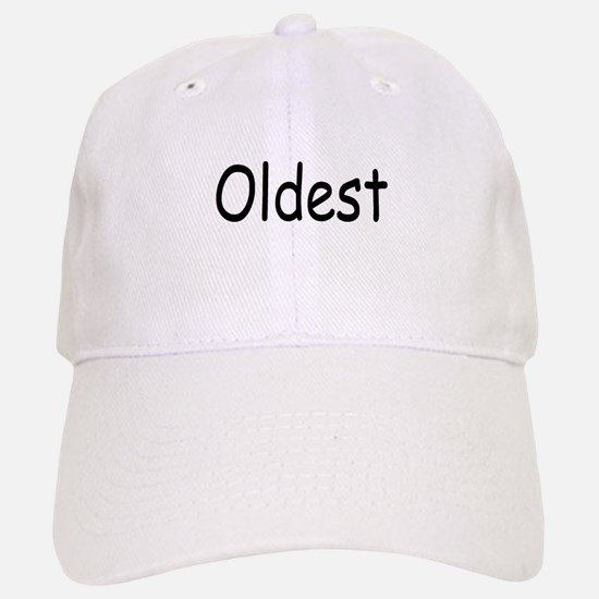 Oldest Baseball Baseball Cap