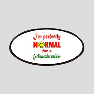 I'm perfectly normal for a Cardiovascular Me Patch
