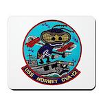 USS HORNET Mousepad