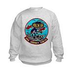USS HORNET Kids Sweatshirt