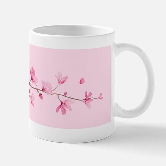 Cherry Blossom - Rose Quartz Mugs