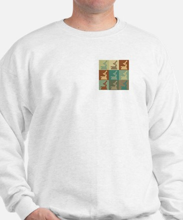 Physiology Pop Art Sweatshirt