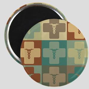Phlebotomy Pop Art Magnet