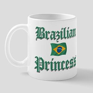 Brazilian Princess 2 Mug
