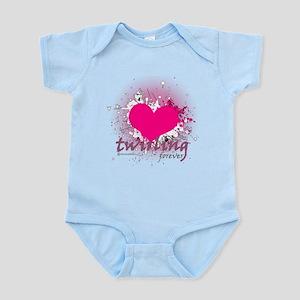 Love Twirling Forever Infant Bodysuit