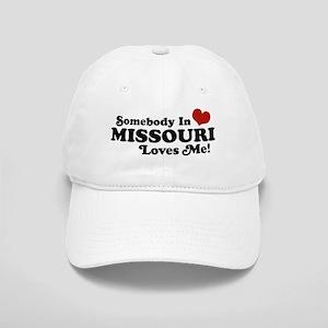 Somebody In Missouri Loves Me Cap