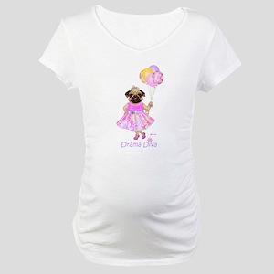 Drama Diva Maternity T-Shirt