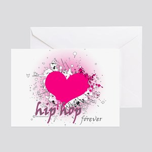 Love Hip Hop Forever Greeting Cards (Pk of 20)