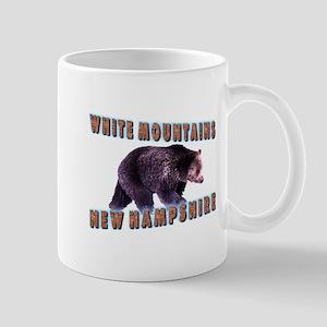 White Mountains , New Hampshi Large Mugs