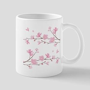 Cherry Blossom Mugs