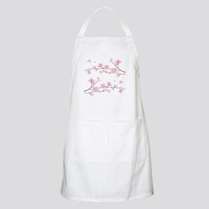 Cherry Blossom Light Apron