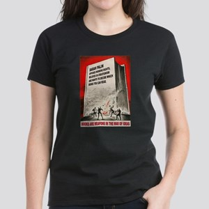 Anti Palin Women's Dark T-Shirt