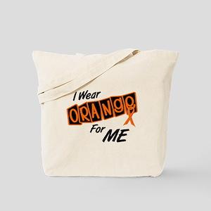 I Wear Orange For ME 8 Tote Bag
