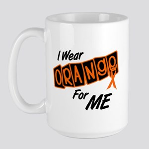 I Wear Orange For ME 8 Large Mug