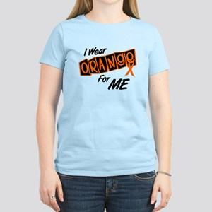 I Wear Orange For ME 8 Women's Light T-Shirt