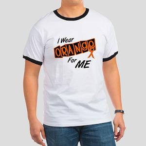 I Wear Orange For ME 8 Ringer T