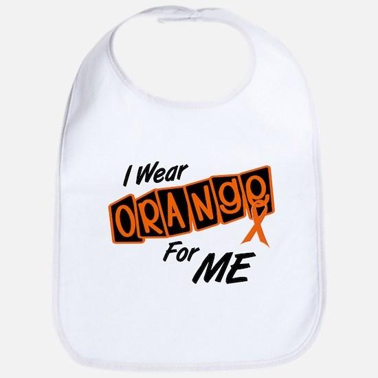 I Wear Orange For ME 8 Bib