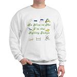 Agility Judge Nice Sweatshirt