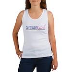 STEMGirls Logo Gear Women's Tank Top