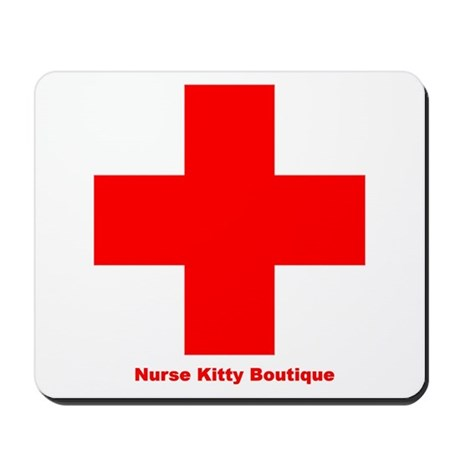 Mousepad   Nurse Kitty Boutique   Office Supplies