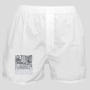 Tarot Key 14 - Temperance Boxer Shorts