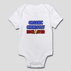 """Organic Chemistry Rock Star"" Infant Bodysuit"