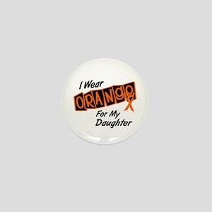 I Wear Orange For My Daughter 8 Mini Button