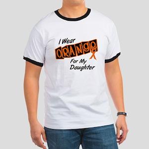 I Wear Orange For My Daughter 8 Ringer T