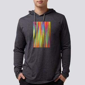 Abstract Colorful Decorative S Long Sleeve T-Shirt