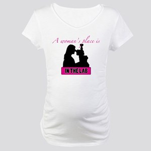 A Woman's Place Maternity T-Shirt