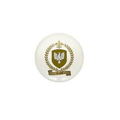RACOIS Family Crest Mini Button (10 pack)