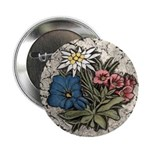 "Rocky Alpine Bouquet 2.25"" Button (100 pack)"