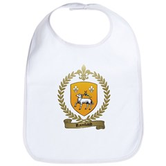 RAIMBAUD Family Crest Bib