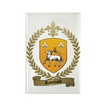 RAIMBAUD Family Crest Rectangle Magnet