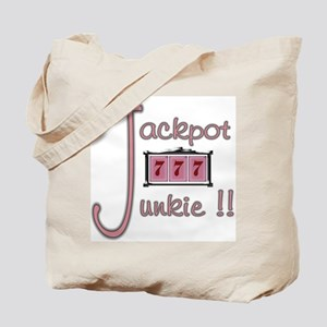 Jackpot Junkie Tote Bag
