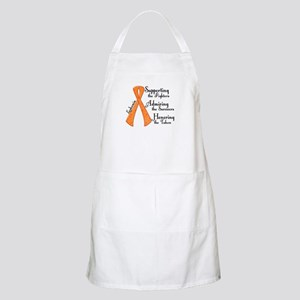 Supporting Admiring Honoring 4 BBQ Apron