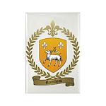 RAIMBEAU Family Crest Rectangle Magnet (10 pack)