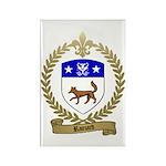RAINARD Family Crest Rectangle Magnet (10 pack)