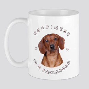 Happiness is a Dachshund! Mug