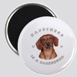 Happiness is a Dachshund! Magnet