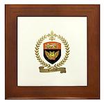 RAMEZAY Family Crest Framed Tile