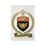 RAMEZAY Family Crest Rectangle Magnet (100 pack)