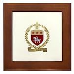 RAU Acadian Crest Framed Tile