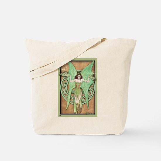 Unique Celtic wings Tote Bag