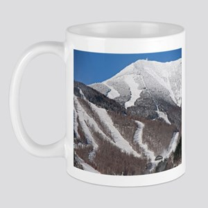 Snow Covered Whiteface Mountain Mug
