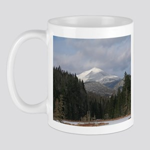 An Adirondack Winter Mug