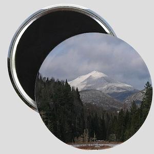 An Adirondack Winter Magnet