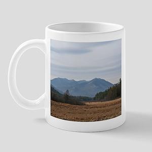 Adirondack Mountain Range Mug