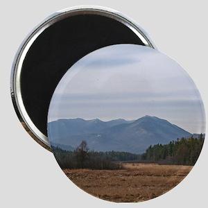Adirondack Mountain Range Magnet