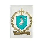 RAZILLY Family Crest Rectangle Magnet (100 pack)